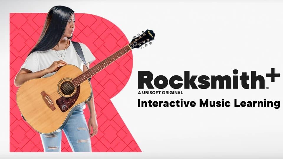 เผยโฉมร็อคสมิธ™+ ซอฟต์แวร์เรียนรู้ดนตรีเชิงปฏิสัมพันธ์แห่งอนาคต