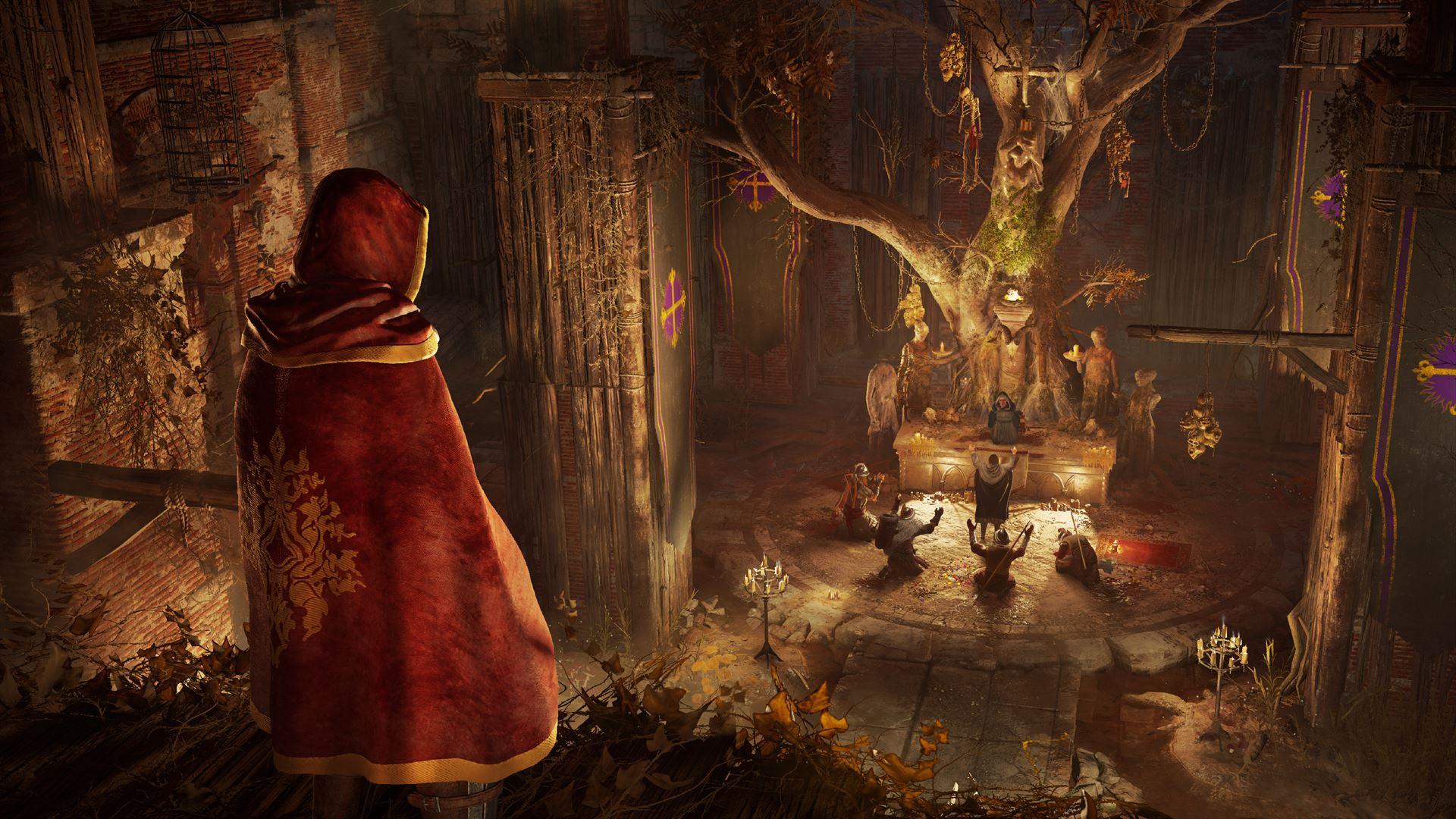 เดอะ ซีจ ออฟ ปารีส ส่วนขยายหลักตัวต่อไปของ Assassin's Creed® Valhallaพร้อมให้เล่นแล้ว