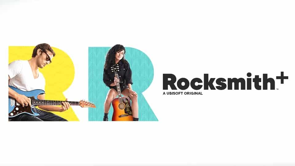 อัปเดตสำหรับ Rocksmith+ (ร็อคสมิธ พลัส)